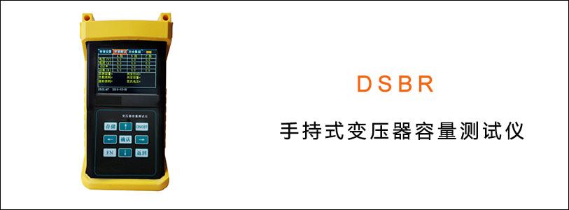 DSBR手持式变压器容量测试仪